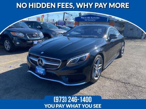 2015 Mercedes-Benz S-Class for sale at Route 46 Auto Sales Inc in Lodi NJ