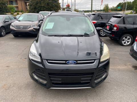 2014 Ford Escape for sale at J Franklin Auto Sales in Macon GA