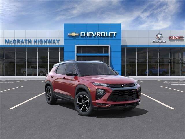 2022 Chevrolet TrailBlazer for sale in El Paso, IL