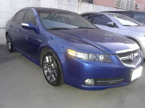 2007 Acura TL for sale at Western Motors Inc in Los Angeles CA
