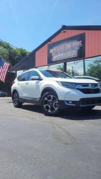 2018 Honda CR-V for sale at Harborcreek Auto Gallery in Harborcreek PA