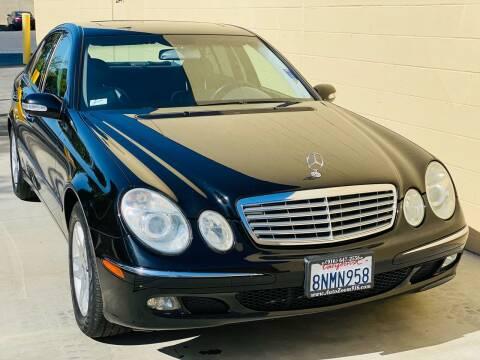 2005 Mercedes-Benz E-Class for sale at Auto Zoom 916 Rancho Cordova in Rancho Cordova CA