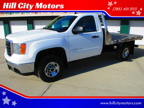 2008 GMC Sierra 2500HD for sale at Hill City Motors in Hill City KS