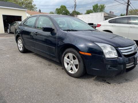 2008 Ford Fusion for sale at Alpina Imports in Essex MD