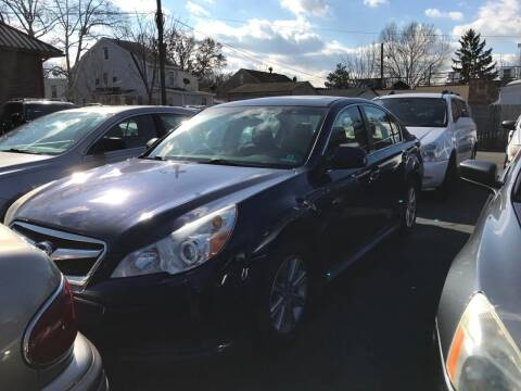 2010 Subaru Legacy for sale at Chambers Auto Sales LLC in Trenton NJ