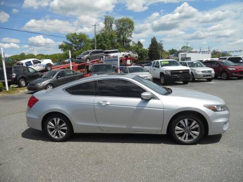 2012 Honda Accord for sale at All Cars and Trucks in Buena NJ