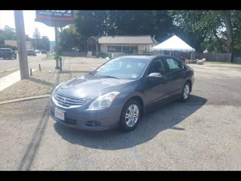 2010 Nissan Altima for sale at Colonial Motors in Mine Hill NJ