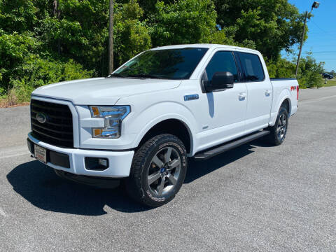 2016 Ford F-150 for sale at Autoteam of Valdosta in Valdosta GA