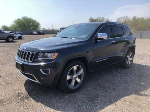 2015 Jeep Grand Cherokee for sale at AUTO HOUSE PHOENIX in Peoria AZ