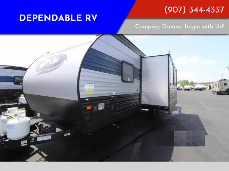 2021 Forest River Cherokee for sale at Dependable RV in Anchorage AK