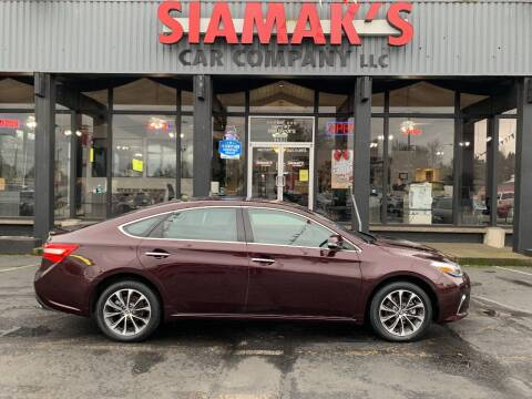 2018 Toyota Avalon for sale at Siamak's Car Company llc in Salem OR