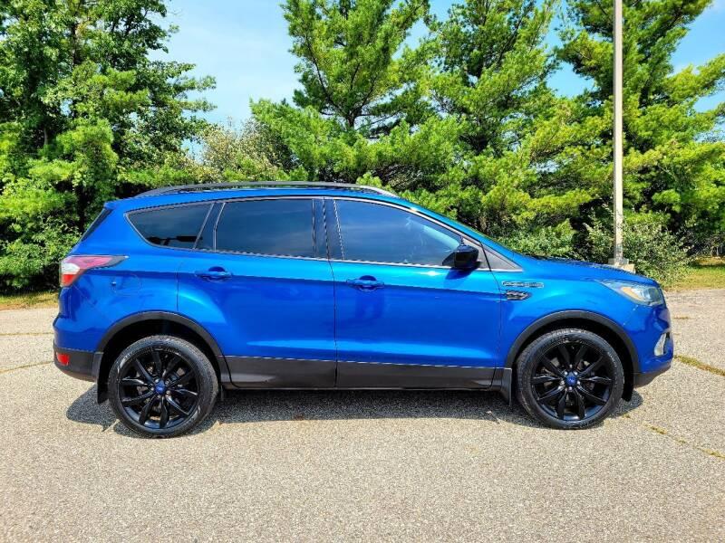 2017 Ford Escape for sale at Finish Line Auto Sales Inc. in Lapeer MI
