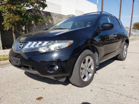 2009 Nissan Murano for sale at ZNM Motors in Irving TX