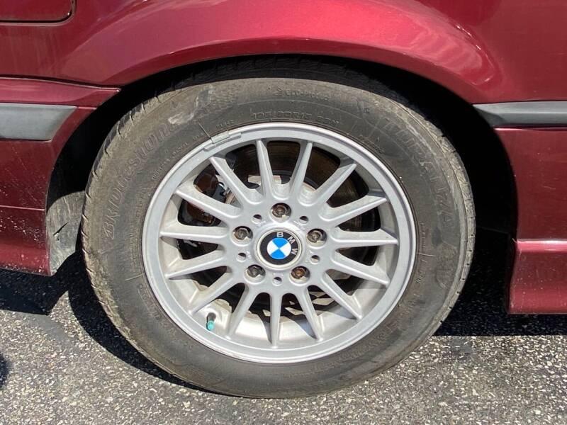1996 BMW 3 Series 318i 2dr Convertible - Virginia Beach VA