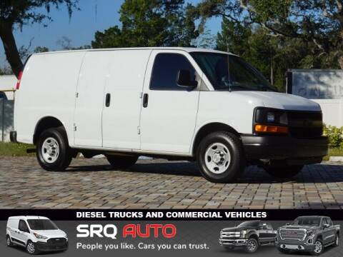 2014 Chevrolet Express Cargo for sale at SRQ Auto LLC in Bradenton FL