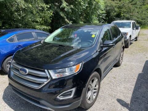 2017 Ford Edge for sale at BILLY HOWELL FORD LINCOLN in Cumming GA