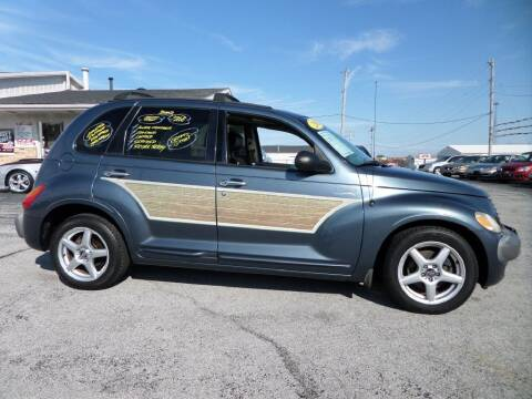 2002 Chrysler PT Cruiser for sale at Budget Corner in Fort Wayne IN