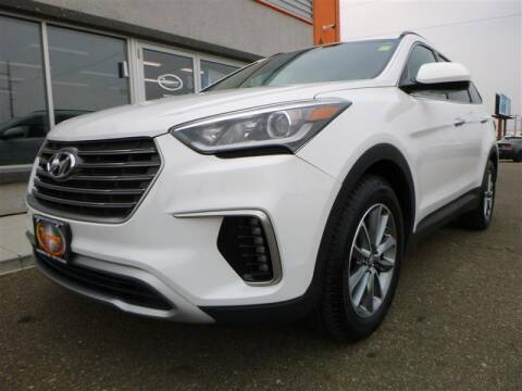 2017 Hyundai Santa Fe for sale at Torgerson Auto Center in Bismarck ND