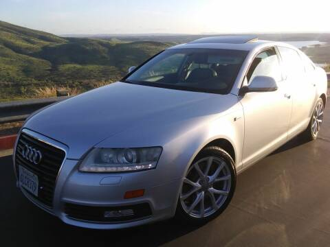 2010 Audi A6 for sale at Trini-D Auto Sales Center in San Diego CA