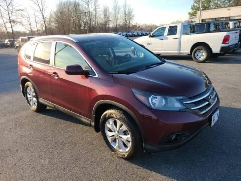 2012 Honda CR-V for sale at FRED FREDERICK CHRYSLER, DODGE, JEEP, RAM, EASTON in Easton MD