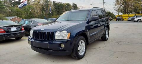 2005 Jeep Grand Cherokee for sale at DADA AUTO INC in Monroe NC