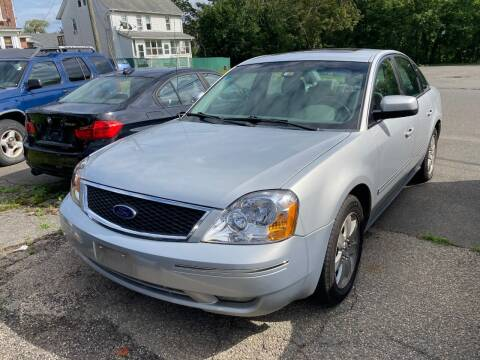 2005 Ford Five Hundred for sale at ENFIELD STREET AUTO SALES in Enfield CT