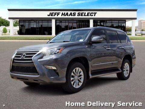 2019 Lexus GX 460 for sale at JEFF HAAS MAZDA in Houston TX