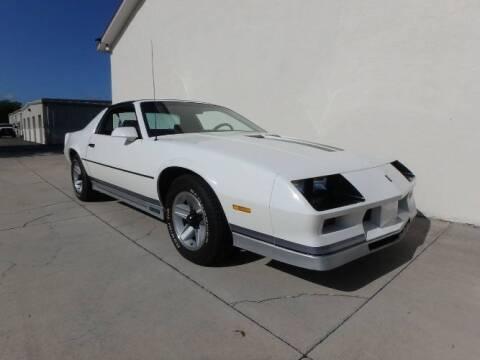 1983 Chevrolet Camaro for sale at Classic Car Deals in Cadillac MI