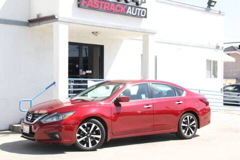 2018 Nissan Altima for sale at Fastrack Auto Inc in Rosemead CA