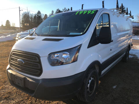 2017 Ford Transit Cargo for sale at Don's Sport Cars in Hortonville WI