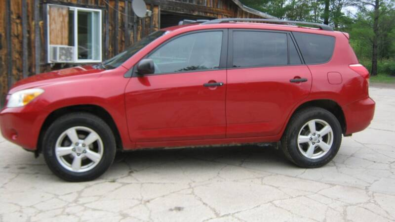 2006 Toyota RAV4 for sale at Spear Auto Sales in Wadena MN