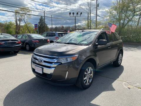 2011 Ford Edge for sale at Gia Auto Sales in East Wareham MA