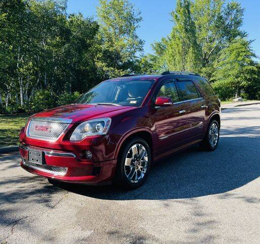 2011 GMC Acadia for sale in Manchester, NH