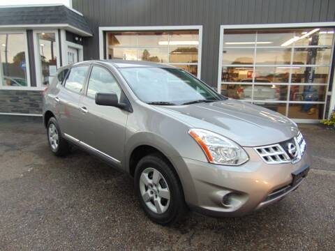 2011 Nissan Rogue for sale at Akron Auto Sales in Akron OH