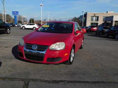 2009 Volkswagen Jetta for sale at Paniagua Auto Mall in Dalton GA