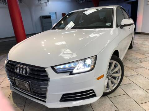 2017 Audi A4 for sale at EUROPEAN AUTO EXPO in Lodi NJ