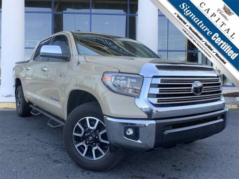 2018 Toyota Tundra for sale at Capital Cadillac of Atlanta in Smyrna GA