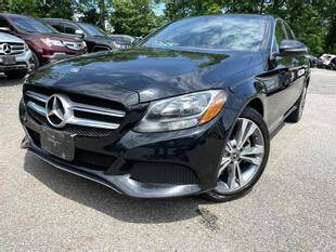 2018 Mercedes-Benz C-Class for sale at Rockland Automall - Rockland Motors in West Nyack NY