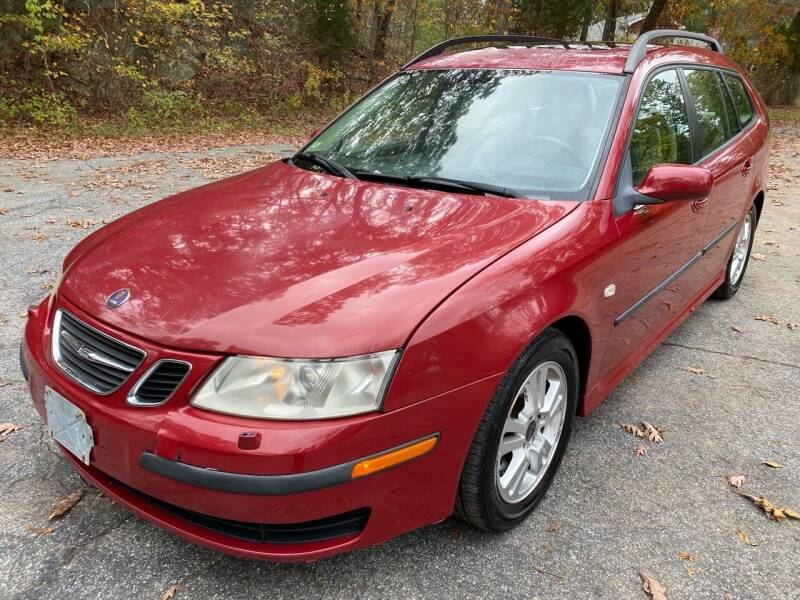 2006 Saab 9-3 for sale at Kostyas Auto Sales Inc in Swansea MA