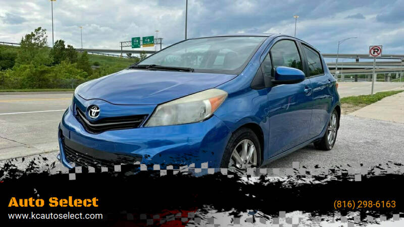 2012 Toyota Yaris for sale in Kansas City, MO