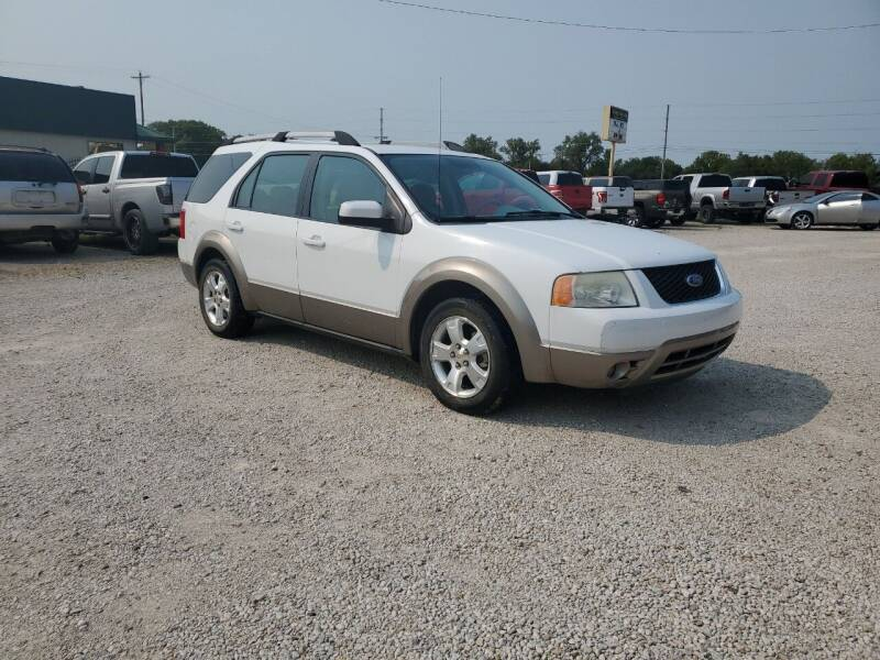2007 Ford Freestyle for sale at Frieling Auto Sales in Manhattan KS