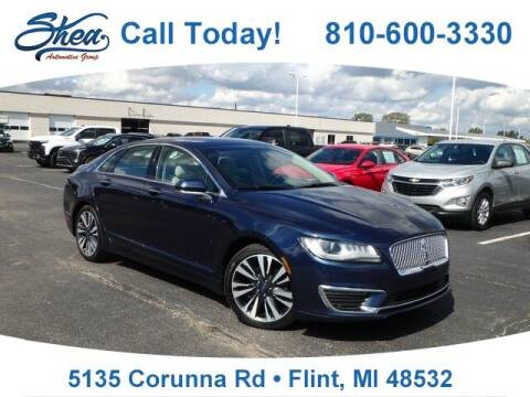 2017 Lincoln MKZ for sale at Erick's Used Car Factory in Flint MI
