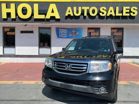 2013 Honda Pilot for sale at HOLA AUTO SALES CHAMBLEE- BUY HERE PAY HERE - in Atlanta GA