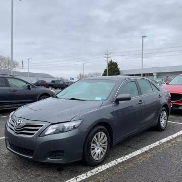 2010 Toyota Camry for sale at CRS 1 LLC in Lakewood NJ