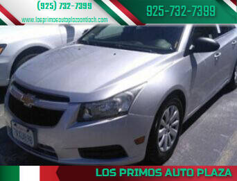 2011 Chevrolet Cruze for sale at Los Primos Auto Plaza in Antioch CA
