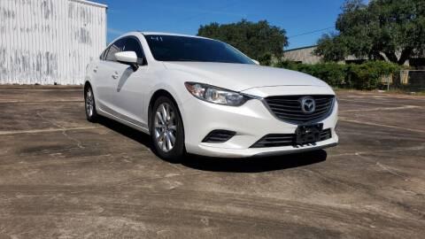 2014 Mazda MAZDA6 for sale at ZORA MOTORS in Rosenberg TX