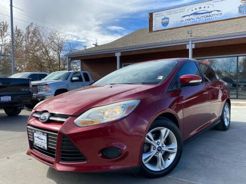 2014 Ford Focus for sale at Global Automotive Imports of Denver in Denver CO
