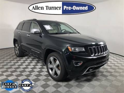 2014 Jeep Grand Cherokee for sale at Allen Turner Hyundai in Pensacola FL