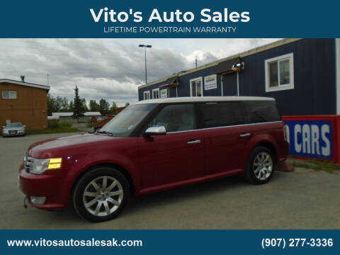 2009 Ford Flex for sale at Vito's Auto Sales in Anchorage AK