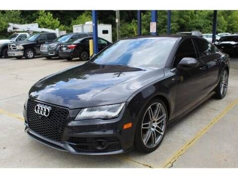 2014 Audi S7 for sale at Inline Auto Sales in Fuquay Varina NC